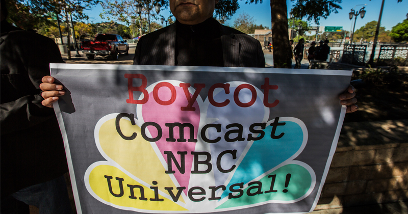 These Corporations Own Most the Mainstream Media and the Hollywood Studios