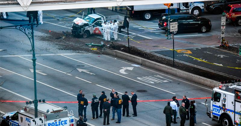 Truck Terror: Jihadist Mows Down Innocents in NYC