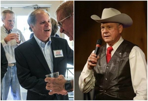 Trump: 'Last Thing We Need In Alabama' Is A Democrat