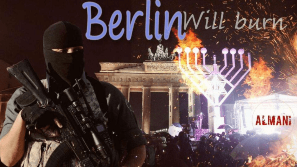 Islamic State Threaten More 'Holiday' Attacks in NYC, Berlin, London