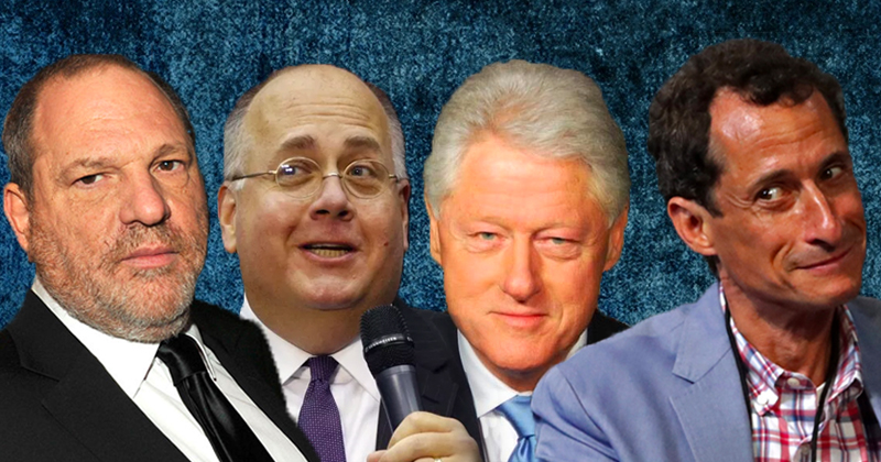 Why Is Hillary Clinton Friends With So Many Perverts?