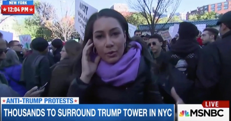 CNN and MSNBC Helped Russia Sow Discord by Promoting Fake Anti-Trump Rally