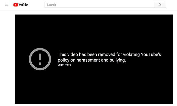 YouTube Bans David Hogg For Bullying Himself