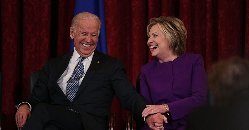 Poll: Dems Prefer Biden Over Hillary, Sanders in 2020