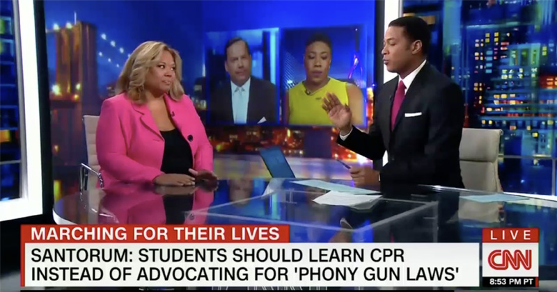 CNN Admits to Using Students as Human Shields