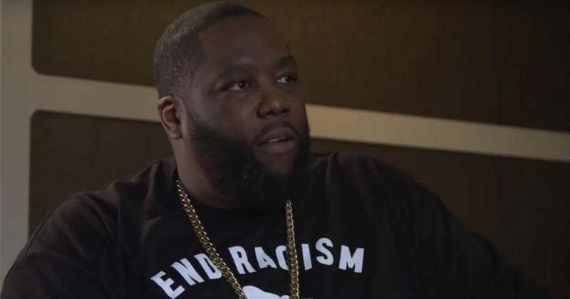 Rapper Defends 2nd Amendment, Slams Anti-Gun March