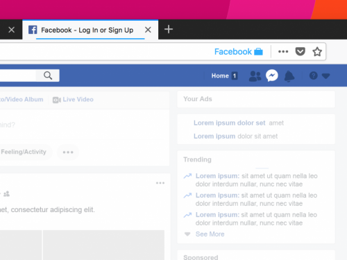'Facebook Condom'? Mozilla Launches Firefox Extension To Avoid Facebook Spying