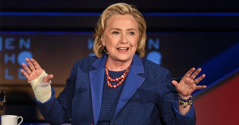 Hillary Clinton Next Shoe To Drop In Epstein Saga