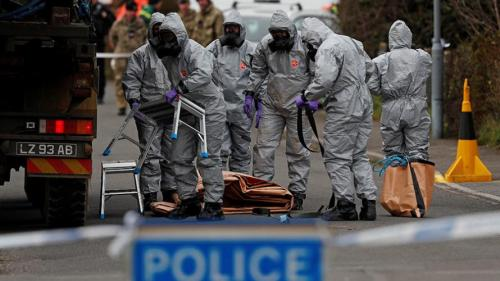 Independent Swiss Lab: 'BZ Toxin' Used In Skripal Poisoning US/UK-Produced, Not Russian