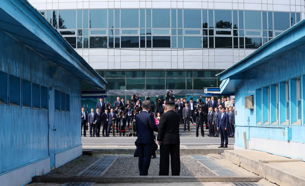 The Most Historic Moments from the Kim-Moon Summit