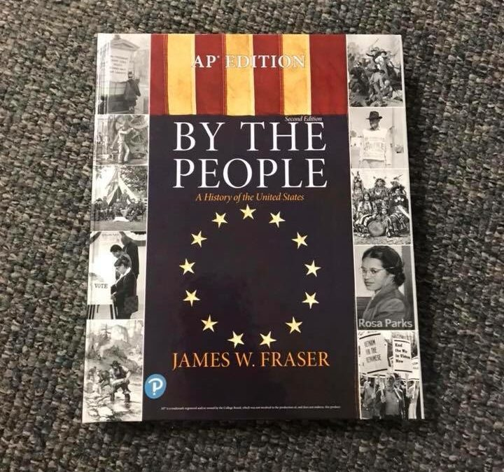 New US History School Textbook Slams Trump Supporters As Scared Racists
