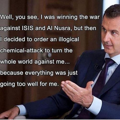 6 Simple Reasons Why Trump Is Going To War In Syria