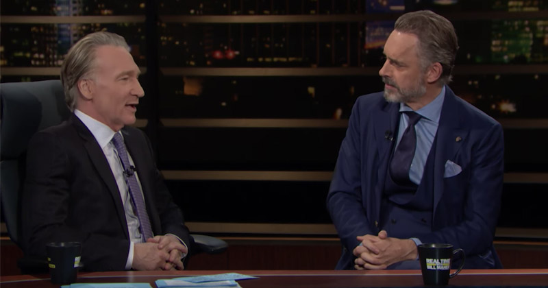 Jordan Peterson To Bill Maher Panel: 'You Need To Have Respect' For Trump Voters