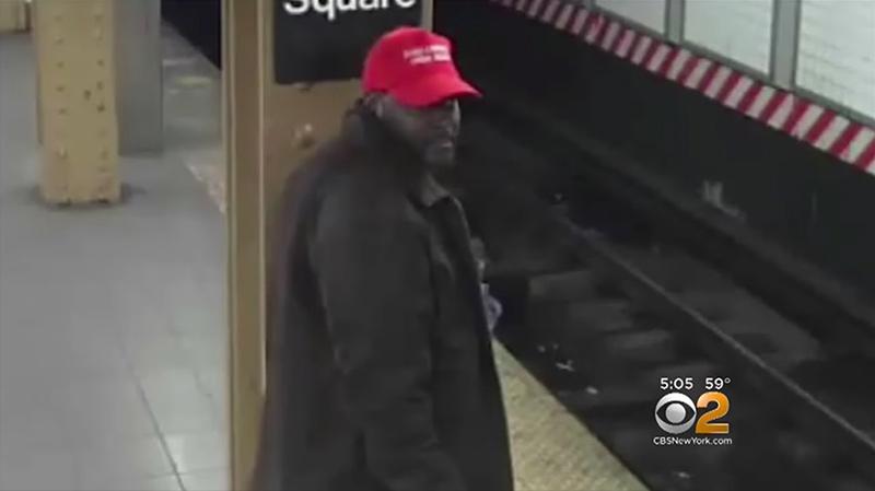 NYPD Nabs Wrong MAGA Hat-wearing Black Man
