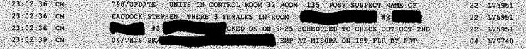 Lombardo Lied: New Vegas Shooting Documents Reveal Three Women Found In Stephen Paddock's Room