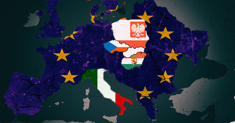 The Rise of Right-Wing Europe