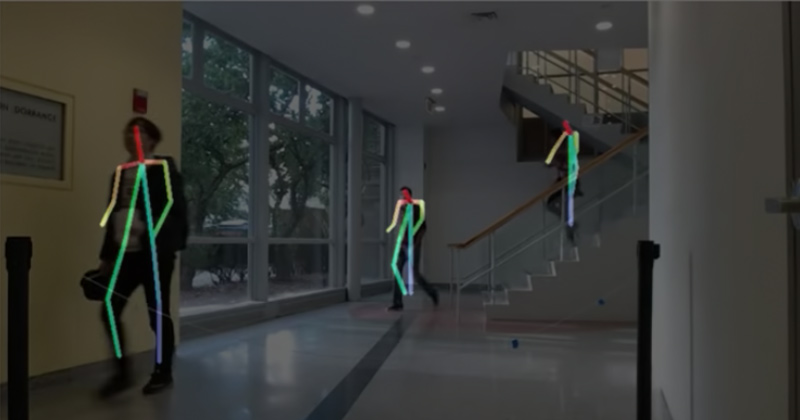 Researchers 'See Through Walls' Using WiFi & AI