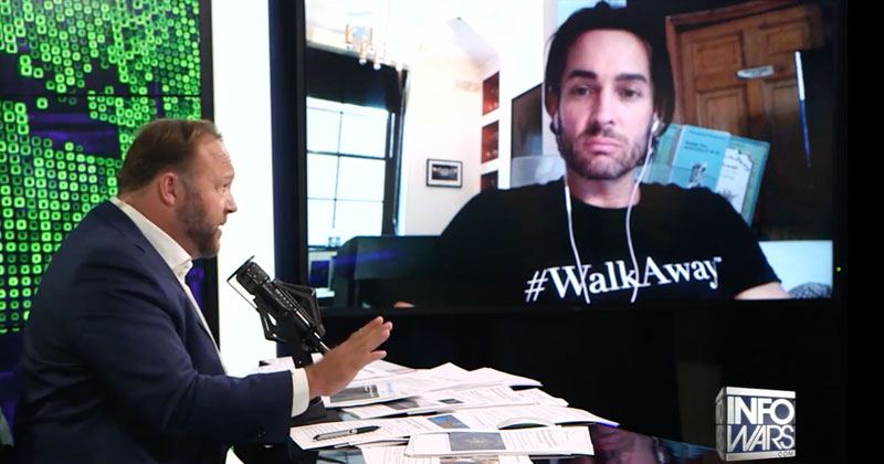 #WalkAway Founder Calls For Leaving the Leftist Cult