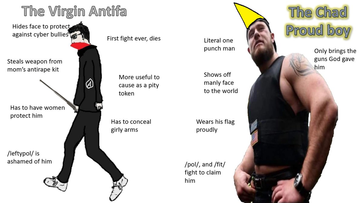 Flawless Victory: Antifa Punk Gets Knocked Out Cold