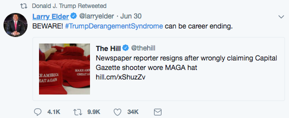 Fake News: Editor Resigns After Claiming Annapolis Shooter Wore MAGA Hat