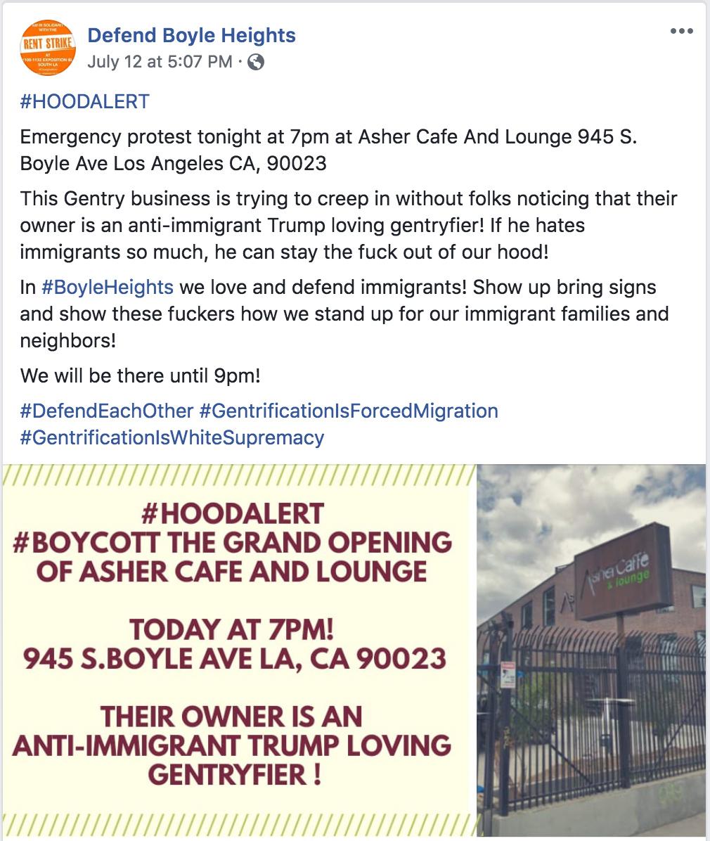 DISGUSTING: Masked Leftists Fling Feces at Pro-Trump Café