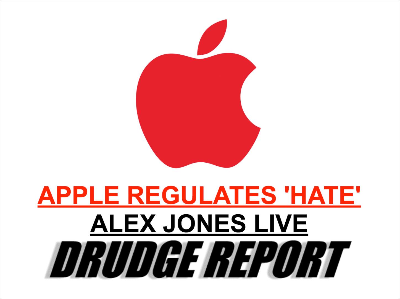 Drudge Trolls Media, Bypasses Censorship Firewall