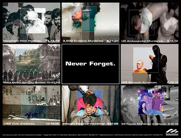 College Says 9/11 Memorial Posters 'Offensive' to Muslim Students