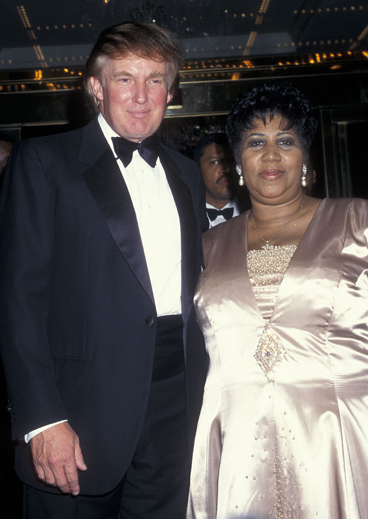 President Trump Pays Tribute to Aretha Franklin: Voice was 'Gift from God'
