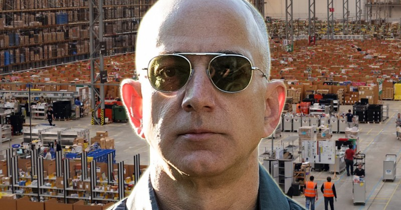 Bezos Begged Bloomberg To Run In 2020