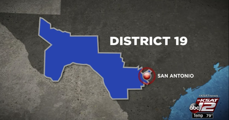 Red Wave: Hispanic Republican Flips Texas District After 139 Years