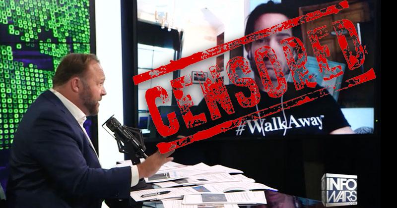 Facebook Suspends #WalkAway Founder For Mentioning Alex Jones
