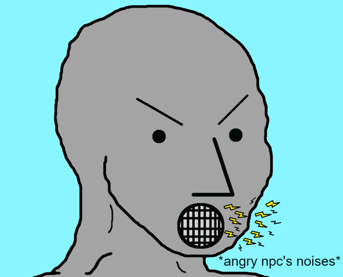 New NPC Memes Crash SJW Programming, Strike Fear in Libs