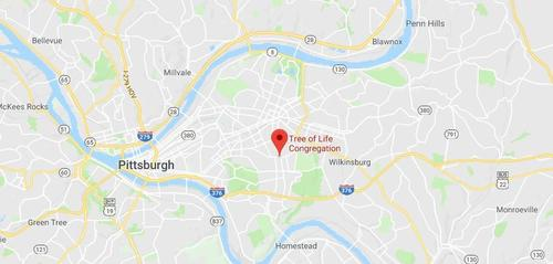 Breaking: At Least 11 Dead, Several Others Shot At Pittsburgh Synagogue