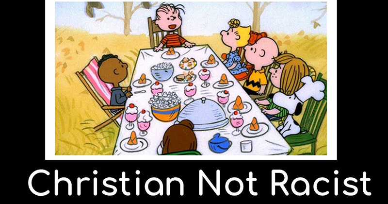 Will Johnson - Charlie Brown Is Christian Not Racist