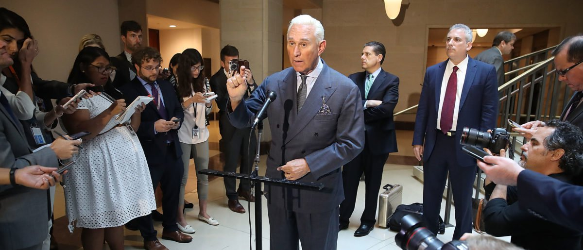Hillary Attack Dog Leads Mueller Attack On Roger Stone