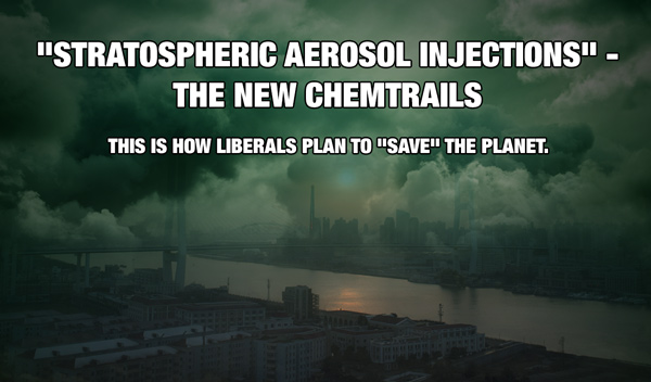 "Terraforming Has Begun: ""Global Dimming"" Plot to Exterminate Humanity Revealed"