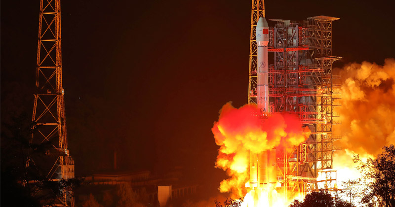 China's Chang'e 4 Mission Lands on the Lunar Farside