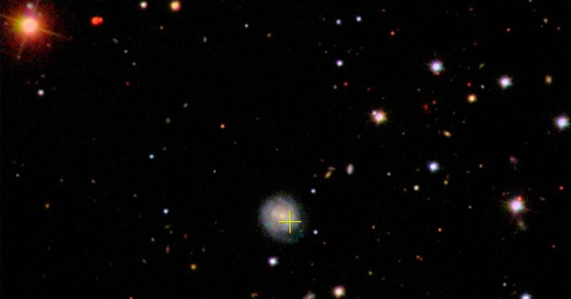 Mysterious Blast Studied with NASA Telescopes