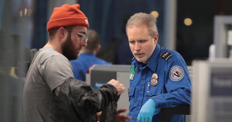The Government Shutdown Exposes Another Reason to Abolish the TSA