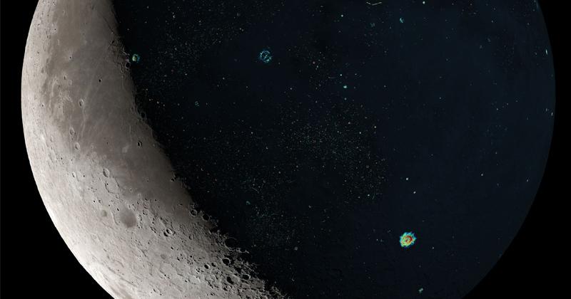 NASA's Moon Data Sheds Light on Earth's Asteroid Impact History