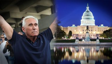 Watch Live: Roger Stone Is Free & The Establishment Is Apoplectic