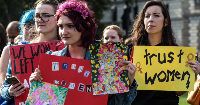 As Irish Abortions Begin, Government Plans to Censor Pro-life Dissent