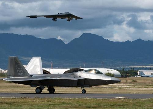 'China's Nightmare': B-2 Stealth Bombers Deployed To Hawaii, 'On Watch' 24/7