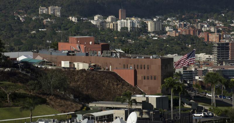 US Recalls 'Non-Essential' Diplomats From Venezuela