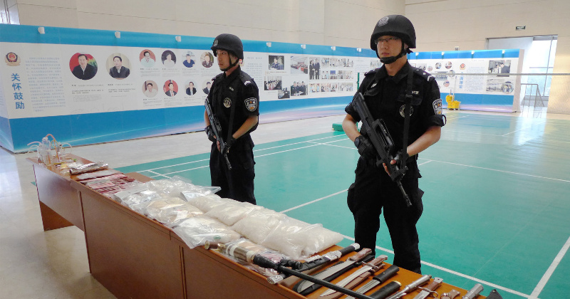 Canadian Sentenced to Death In China For Drug smuggling