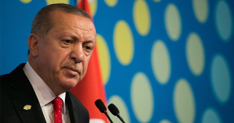 "Bolton Slams Erdogan's ""Mistake"" Remark"