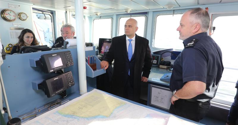 UK Deploying Royal Navy To Stop Migrant Invasion