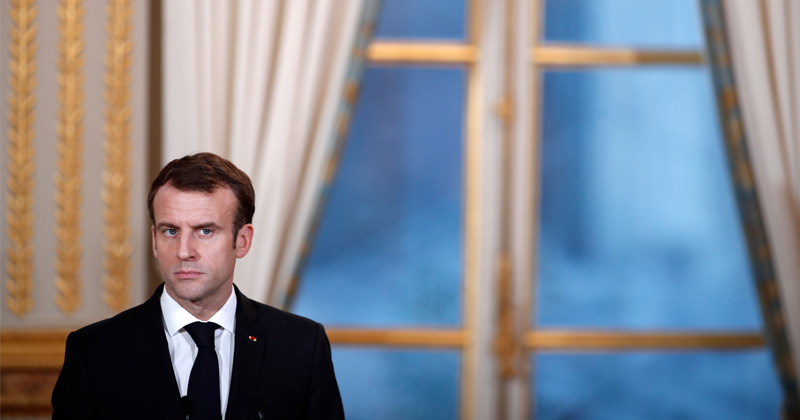 "Trump Unloads On ""Very Nasty"" Macron, Insists France ""Is Not Doing Well Economically At All"""
