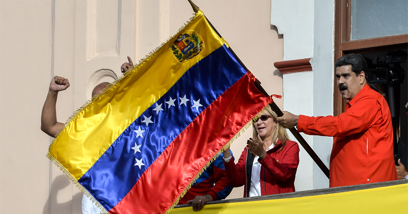 Venezuela's Prosecutor General Wants to Ban Guaido From Leaving Country