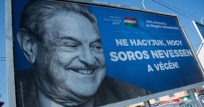 "Hungary Official: ""Soros Pulls the Strings in Brussels"""
